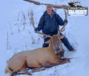 2019 - Happy Hunters - Constant Quest Outfitters Wyoming